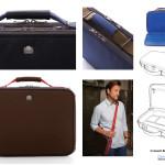 Luxury men's bag design