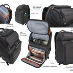 Simplified Laptop Backpack Design